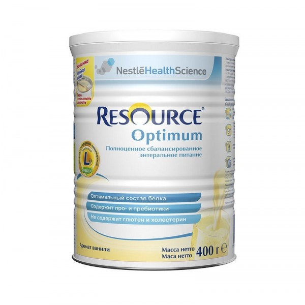 resource optimum